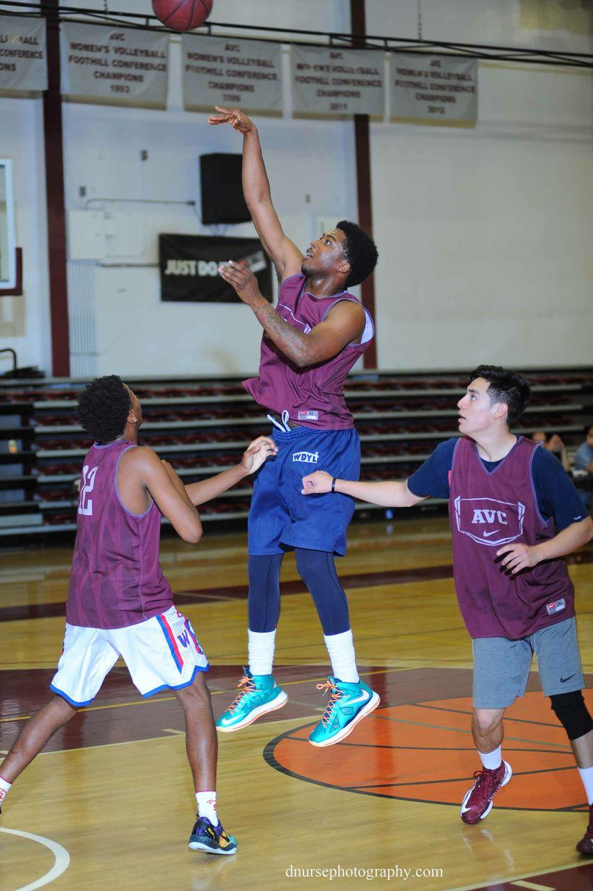 Kendrick Thomas, 6'7″, 225, Sophomore | Antelope Valley College Men's Basketball
