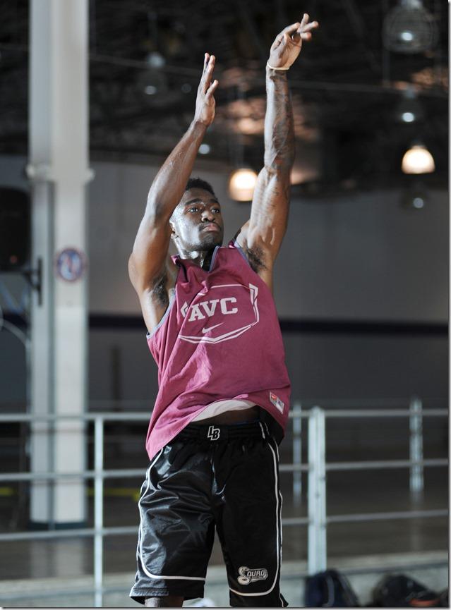 Keshaun Mack...shooter