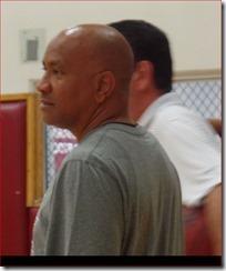 Coach Mario Bates