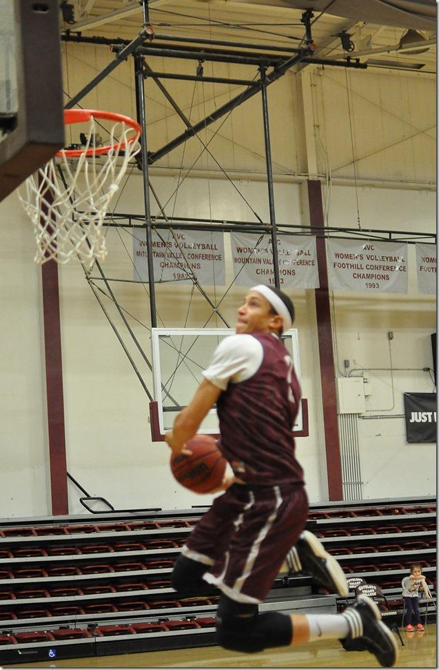 Larence dunk