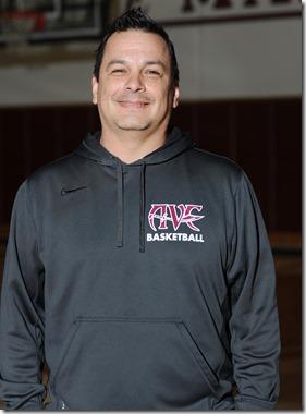 Coach Mike Rios