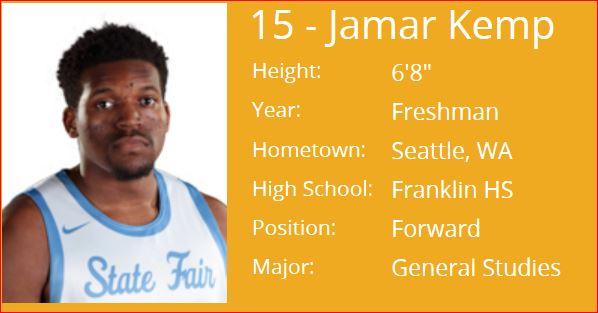 Jamar Kemp