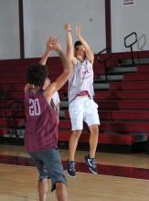 Freshman Greg 32 Points, 9 Rebounds