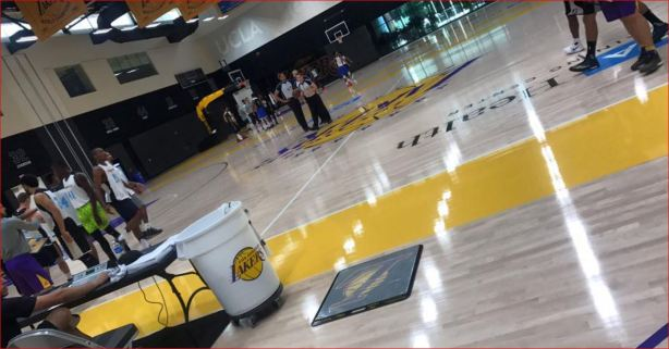 Ace Laker Workout