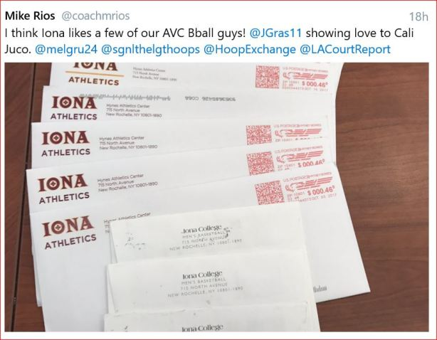 Iona Loves AVC