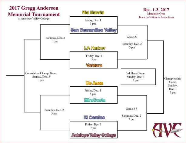 AVC Tournament 2018